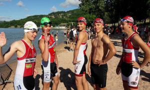 triathlon jeune 2018